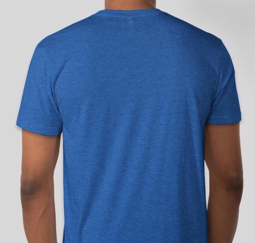 SOM+C Team New York COVID19 Fundraiser - unisex shirt design - back