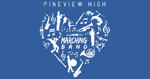 Pineview Marching Band