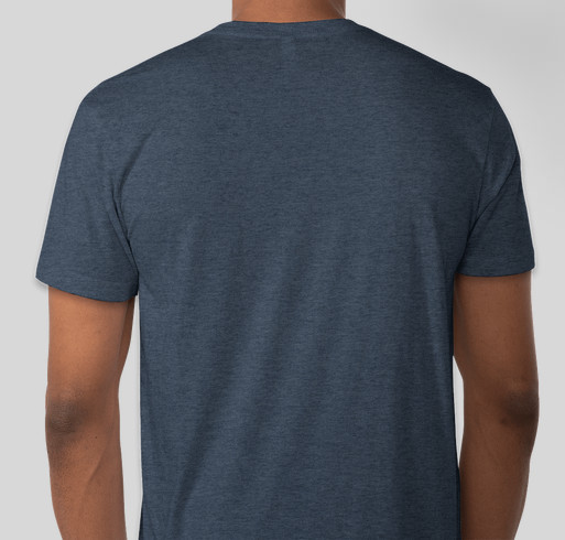 Struggle and Thrive Fundraiser - unisex shirt design - back