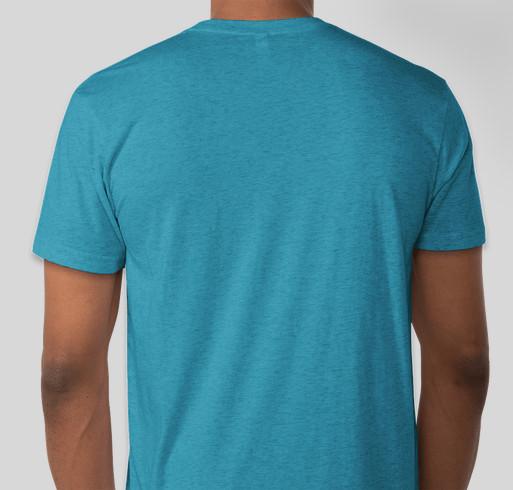 The Ventilator Project Fundraiser - unisex shirt design - back