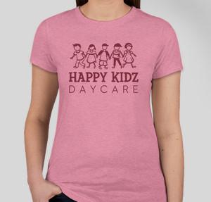happy kidz - White T Shirt Design Ideas