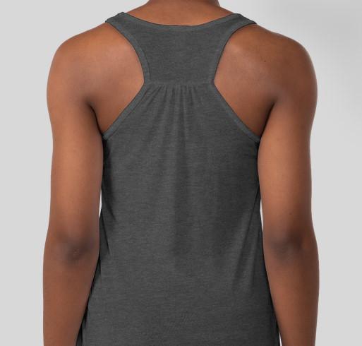 Together We are Stronger - Superior Mesenteric Artery Syndrome Fundraiser - unisex shirt design - back