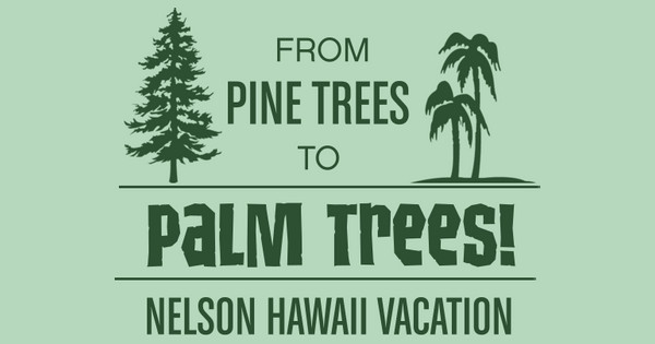 From Pines to Palms