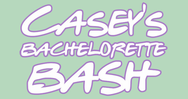 Bachelorette Bash