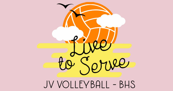 Live to Serve Volleyball