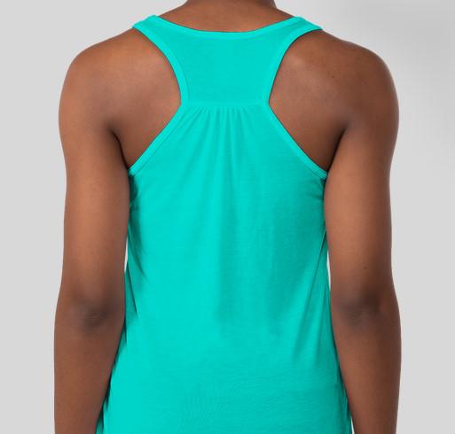 DOODLES ARE MY ZEN-WEAR Fundraiser - unisex shirt design - back