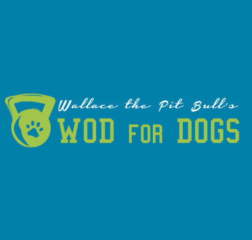 WOD for Dogs shirt design - zoomed