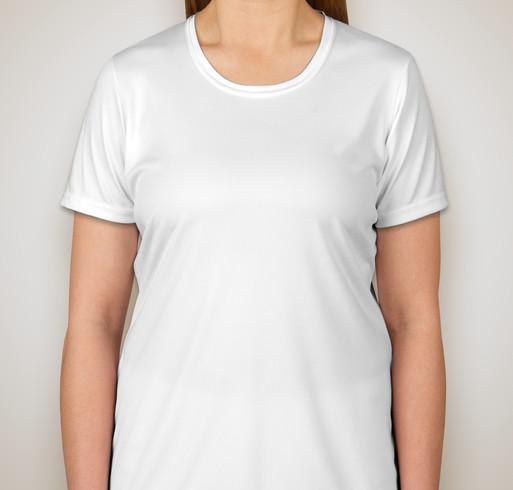 Sport-Tek Ladies Competitor Performance Shirt - White