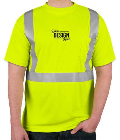 ML Kishigo Class 2 Performance Safety Shirt - Lime