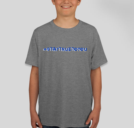 Be Good To Each Other - Hayden Byerly & Gavin MacIntosh Fundraiser - unisex shirt design - front