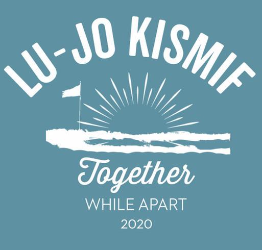 Lu-Jo Kismif shirt design - zoomed