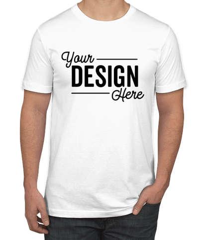 Canada - Bella + Canvas Jersey T-shirt - White