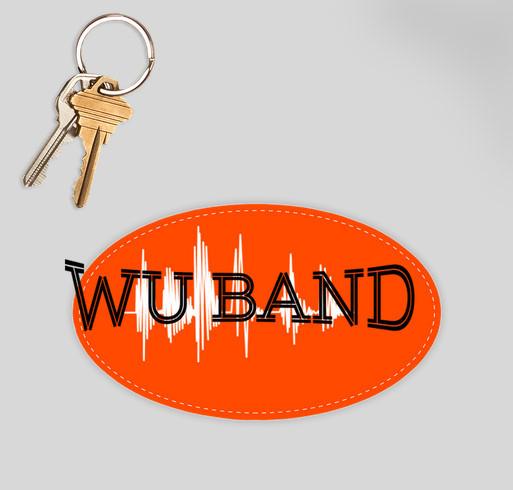 WU BAND CAR MAGNETS Custom Ink Fundraising - Custom car magnets for fundraising