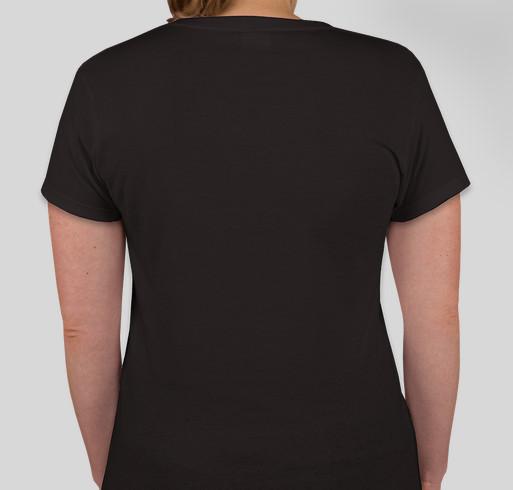 りたism - Pay It Forward Fundraiser - unisex shirt design - back