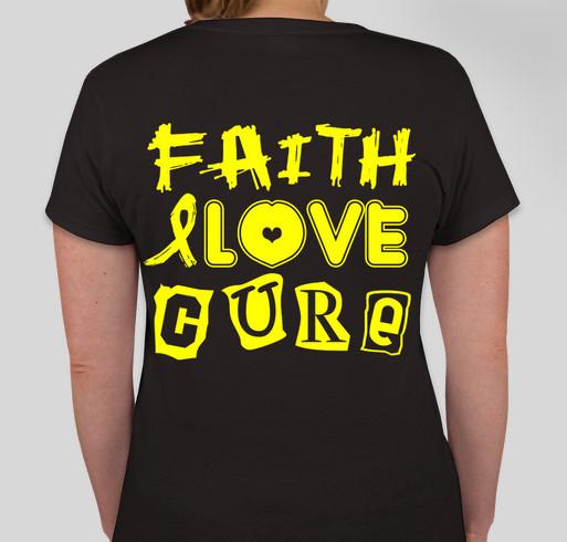 Help team oklahoma paint the world yellow custom ink for Custom t shirts okc