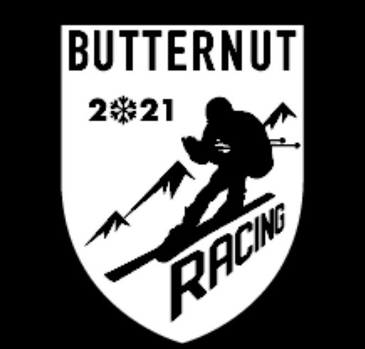 Butternut Race Club 2021 shirt design - zoomed