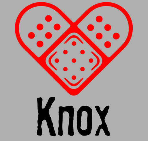 Knox Hatmaker & his team shirt design - zoomed