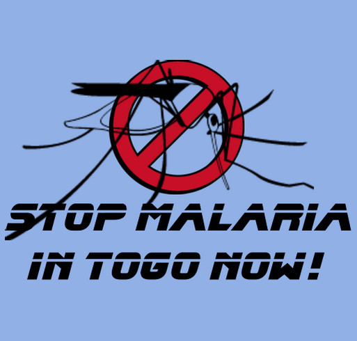 La Quarantaine-Togo against Malaria-Campaign 2014 shirt design - zoomed