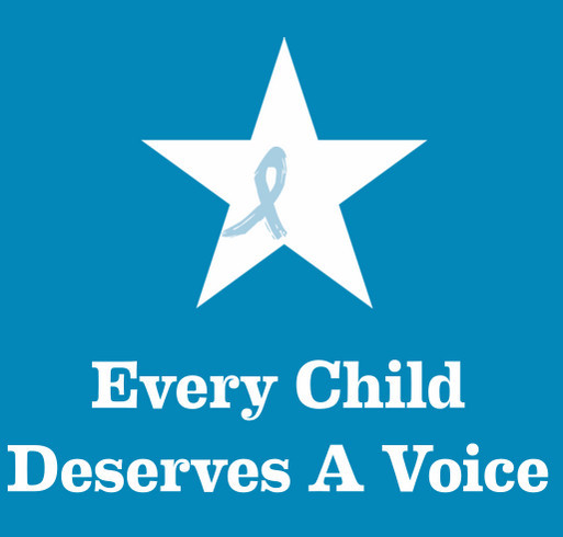 Paige's Speech Therapy Fund (& Raise Awareness for Apraxia!) shirt design - zoomed