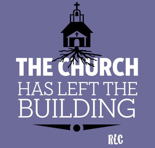 RLC Women's Ministry shirt design - zoomed