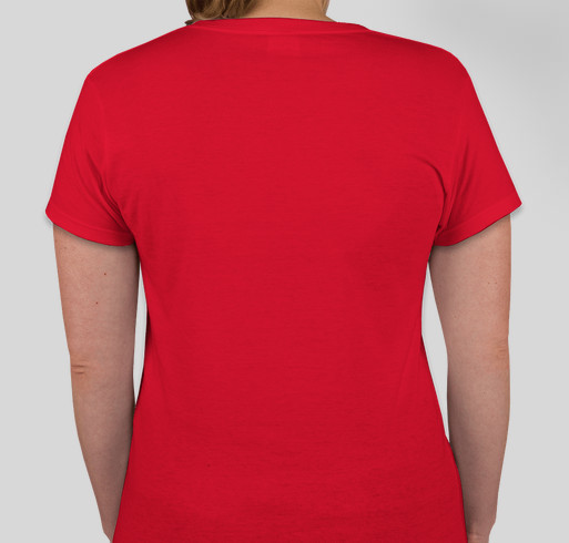 Community Youth Orchestra of Southern California Fundraiser - unisex shirt design - back
