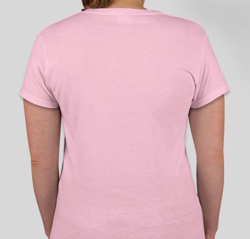 Jilkaat Kwaan Heritage Center Fall 2019 Eagle Fundraiser - unisex shirt design - back