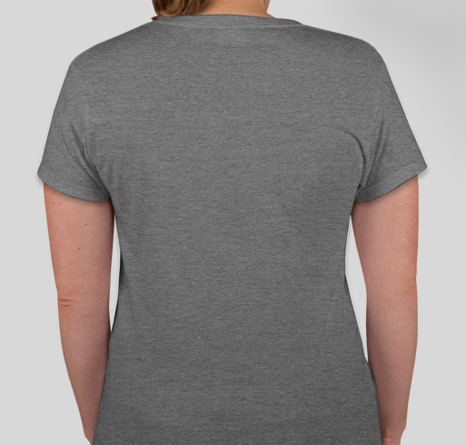 Mountain Harmony Yoga Fundraiser Fundraiser - unisex shirt design - back