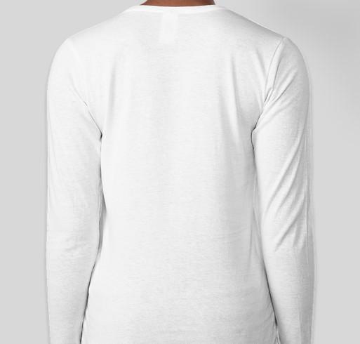 Represent RevGalBlogPals! Fundraiser - unisex shirt design - back