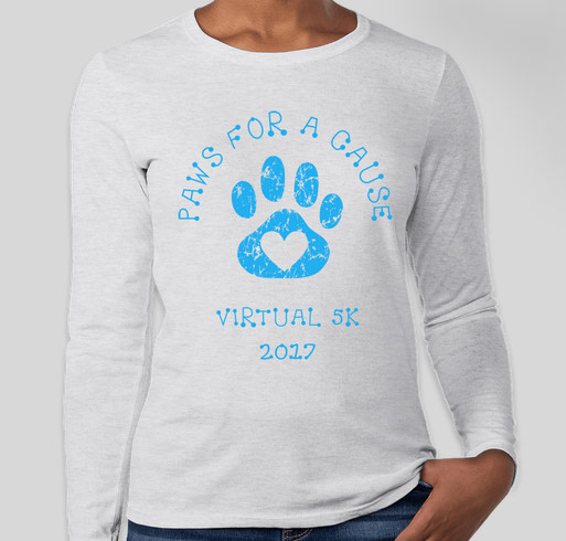HELPING TO SAVE ANIMALS IN NEED! Fundraiser - unisex shirt design - front
