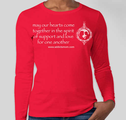 TAM Holiday Fundraiser - unisex shirt design - front