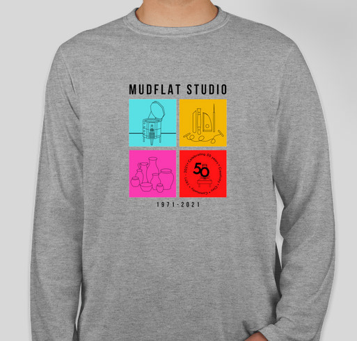 2021 Mudflat T-Shirt Fundraiser Fundraiser - unisex shirt design - front
