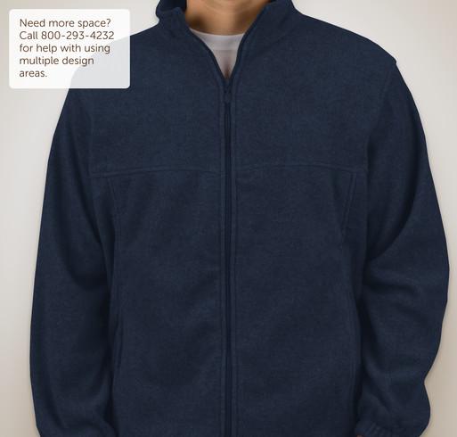 Custom Harriton Ladies Full-Zip Fleece Jacket - Design Fleece ...