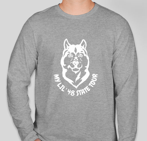 Michael Gabriel for the Sierra County Humane Society Fundraiser - unisex shirt design - front