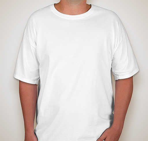Hanes Tall Beefy-T - White