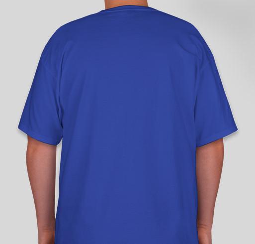 Dominican Republic Missions Trip Fundraiser - unisex shirt design - back