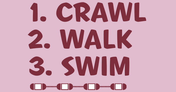 Crawl Walk Swim