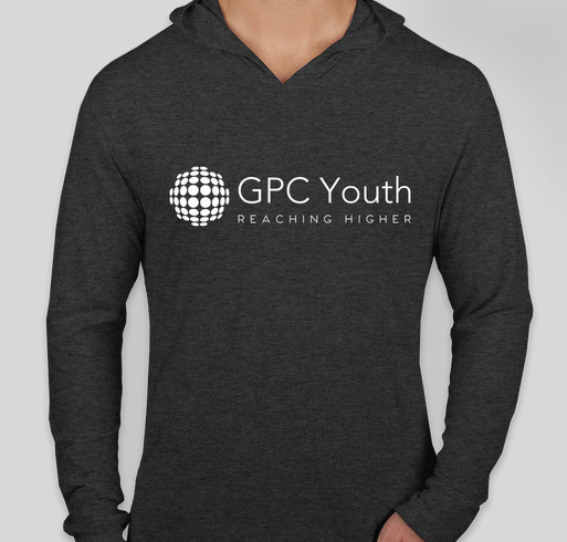 GPC Youth Fundraiser - unisex shirt design - front