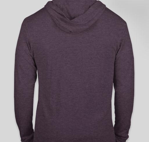 See the Good Fundraiser - unisex shirt design - back