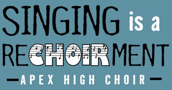 Singing is a ReCHOIRment