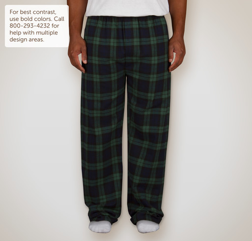 Boxercraft Flannel Pajama Pants - Selected Color