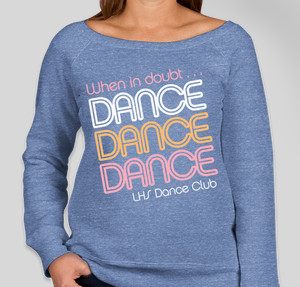 459122b35e27a1 Dance T-Shirt Designs - Designs For Custom Dance T-Shirts - Free ...