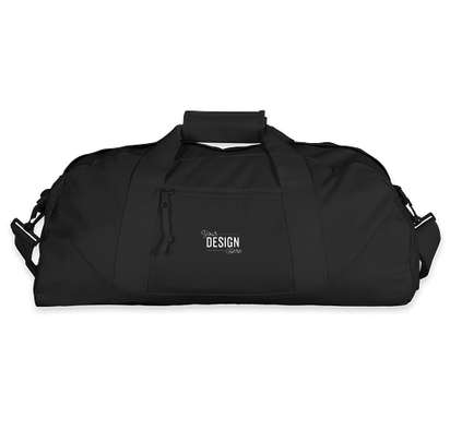 Liberty Bags Large Duffel Bag - Black