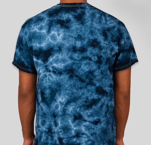Whittier School Spirit Wear Drive Fundraiser - unisex shirt design - back
