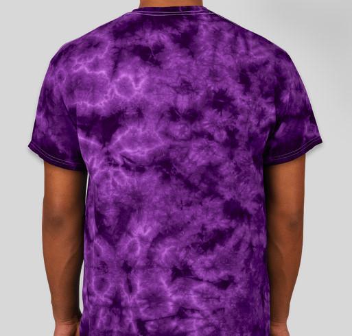 Geaux Playmakers! Fundraiser - unisex shirt design - back