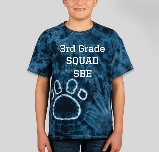 3rd Grade Fundraiser - unisex shirt design - small
