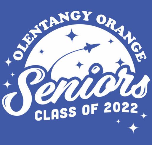 2021-22 Olentangy Orange Senior T-shirt shirt design - zoomed