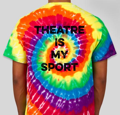 February Spotlight Studio T-Shirt Fundraising Opportunity! Fundraiser - unisex shirt design - back