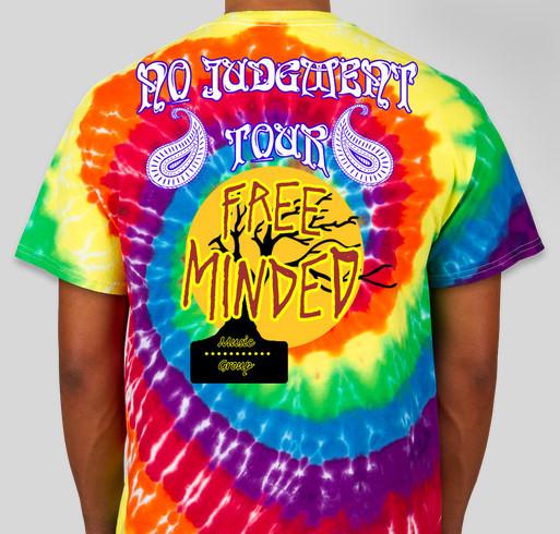 1e105c33d9c TRIPPY Cheech Gratah   Free Minded MG T-SHIRT!! Fundraiser - unisex shirt
