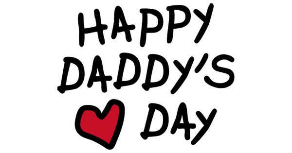 Happy Daddy's Day