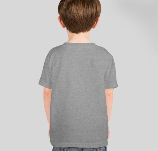 Together in HoPE Fundraiser - unisex shirt design - back